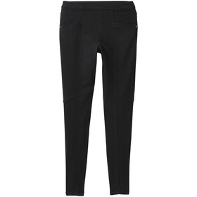 Prana Jordy Jeggings Damer, black